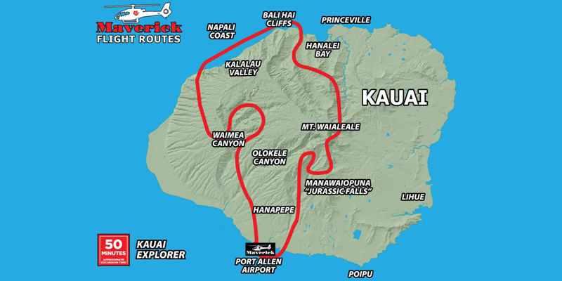 Kauai Explorer
